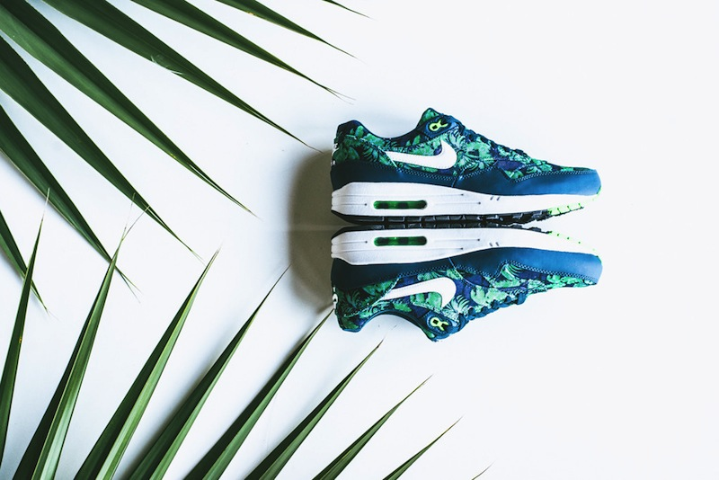 Nike Air Max 1 GPX - Space BlueBlack Jade WTF Ivi