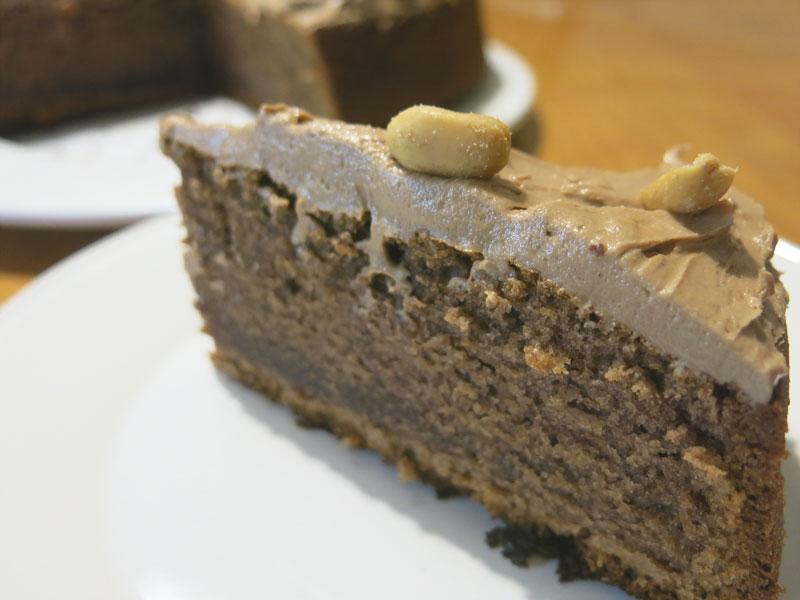 Peanutbutter Nutella Kuchen Wtf Ivi Frankfurt Und Lifestyle Blog