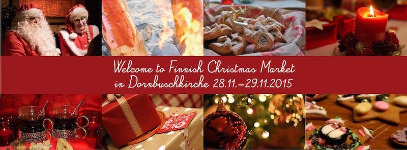 Finnischer-Weihnachtsbasar