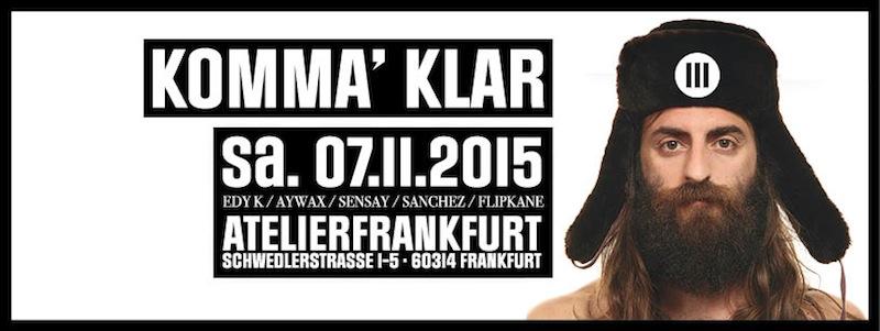 Frankfurt-tipp-wochenende-komma-klar-party-atelierhaus