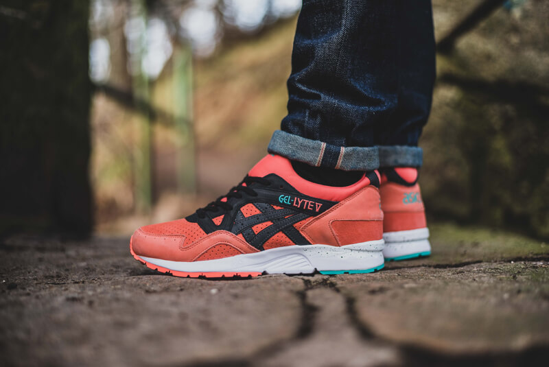 Asics Miami Pack Coral