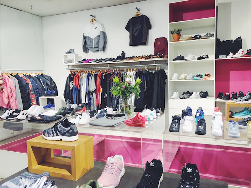 Stockholm Sneakersnstuff