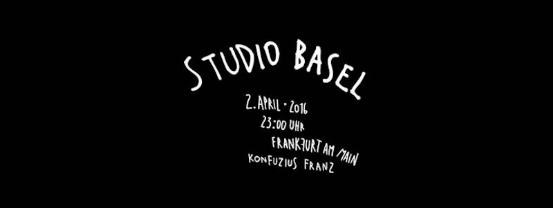 Launch Party Studio Basel