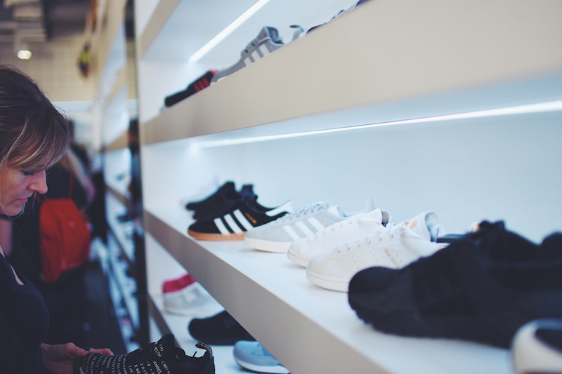 43einhalb Store Opening in Frankfurt