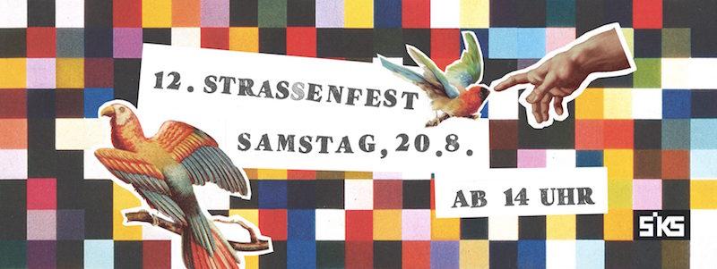 Strassenfest Koblenzer Strasse im Gallus