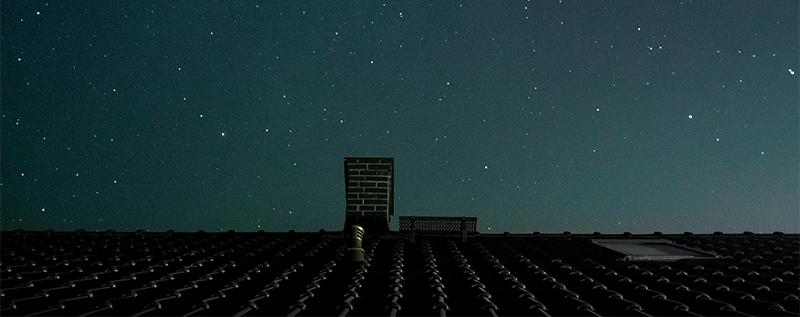 Frankfurt Sternschnuppen Nacht