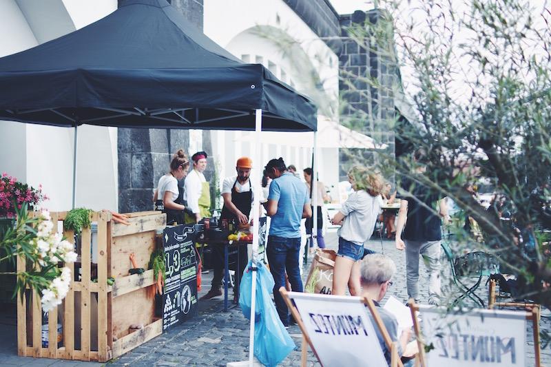 ShoutOutLoud & Friends Food Festival Frankfurt