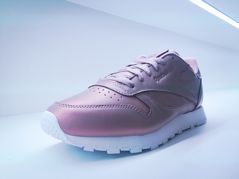 Reebok Classic Leather Pearl rose