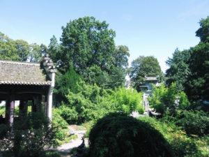 Der Garten des Himmlischen Friedens