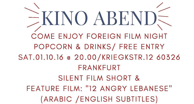 Frankfurt Blogger Tipps Cinema