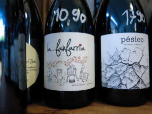 Natural Wine bei Cool Climate