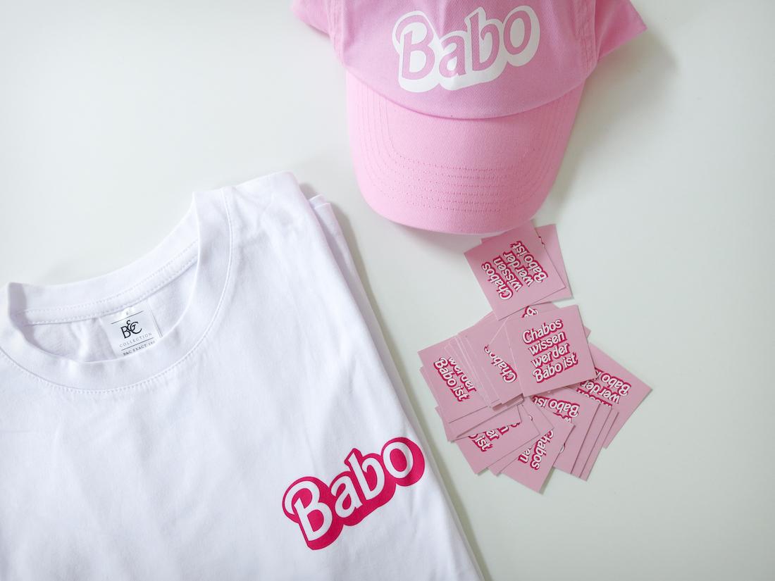 Babo Shirt pink