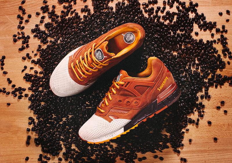 Saucony Grid SD Pumpkin Spice
