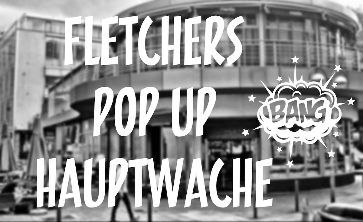Fletchers Pop-Up