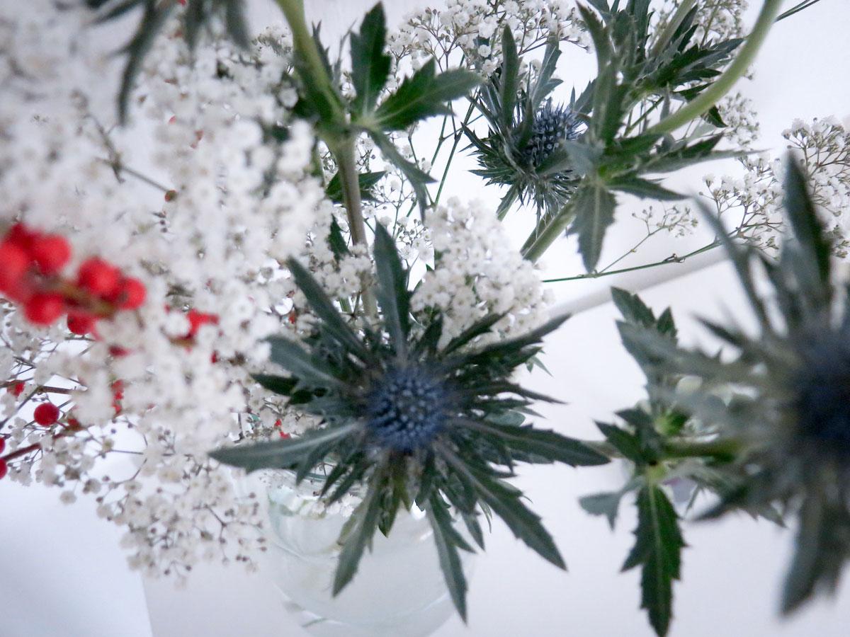 Winter Blumenstrauß
