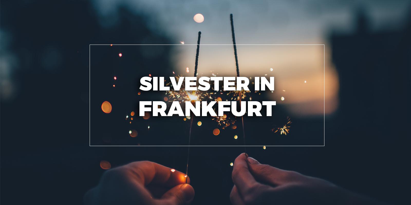 Silvester in Frankfurt 2016