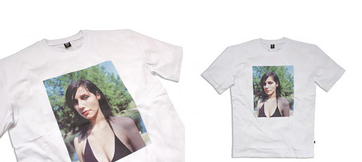 Das limitierte Patta x Dana Lixenberg PJ Harvey Shirt solltet ihr schnell bestellen