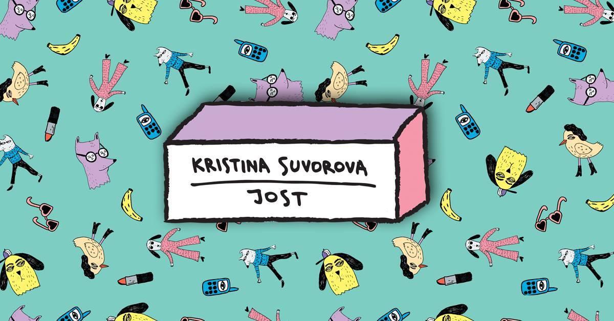 Kristina Suvorova x JOST im The Listener