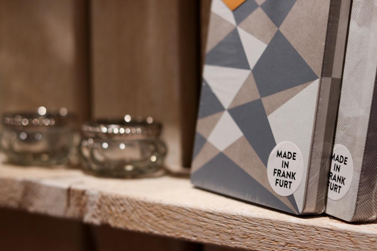 Notizbücher und mehr von lokalen Designern gibt es bei der Schmidt's Papeterie