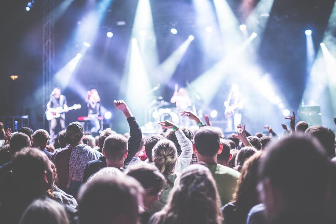 Konzerte in Frankfurt im März