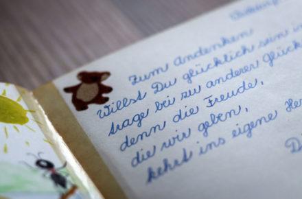 Poesiealbum Sprüche Für Kinder | Buch Der Freunde Ein Poesiealbum Fur Erwachsene