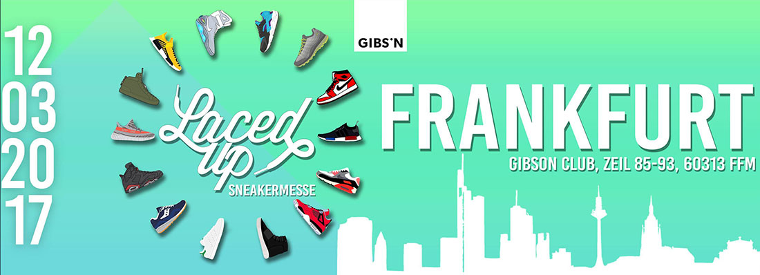 Laced Up Frankfurt Sneakermesse