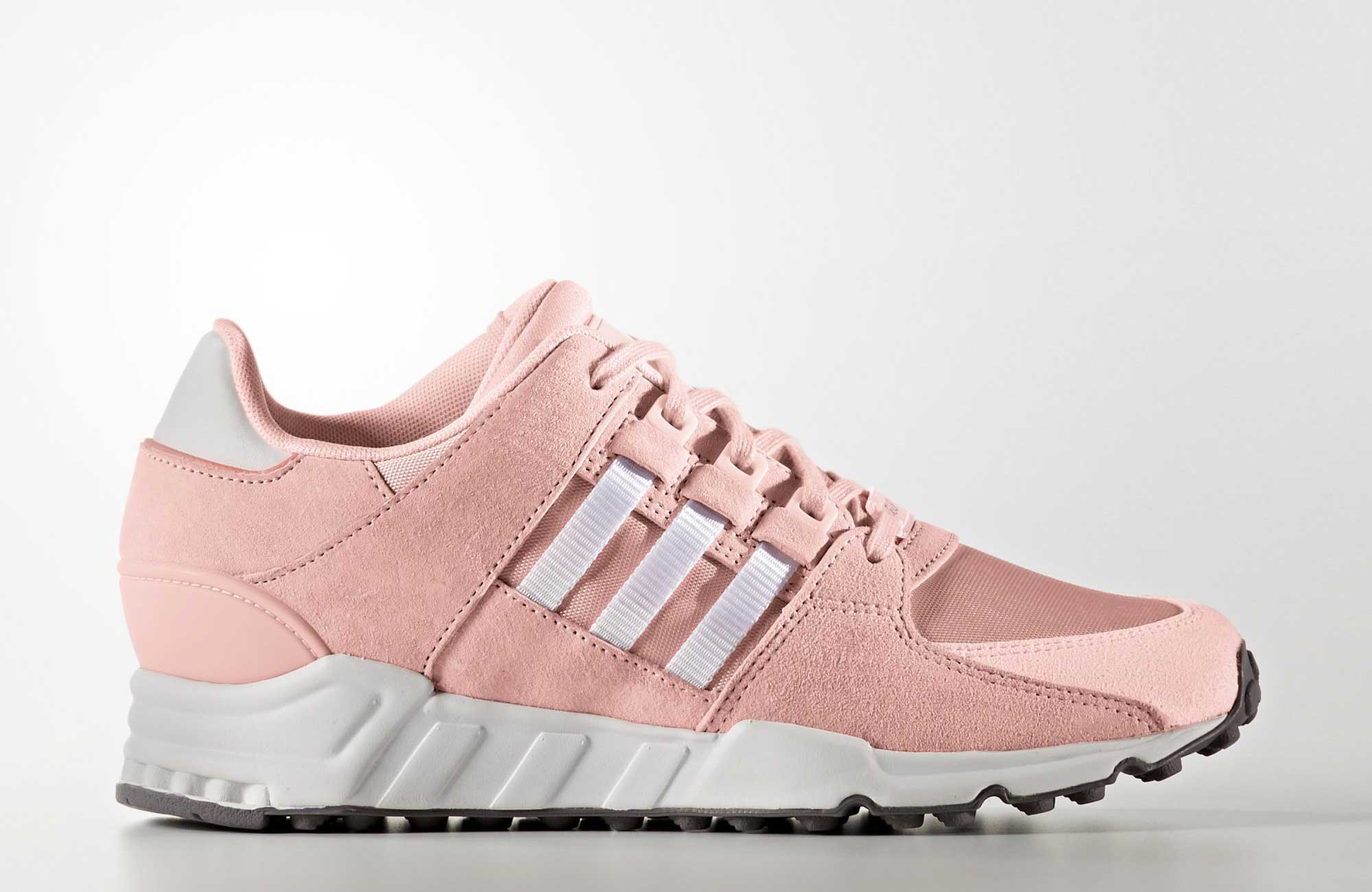 Rosa Sneaker adidas