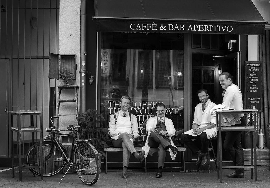 Barista Cafe Frankfurt