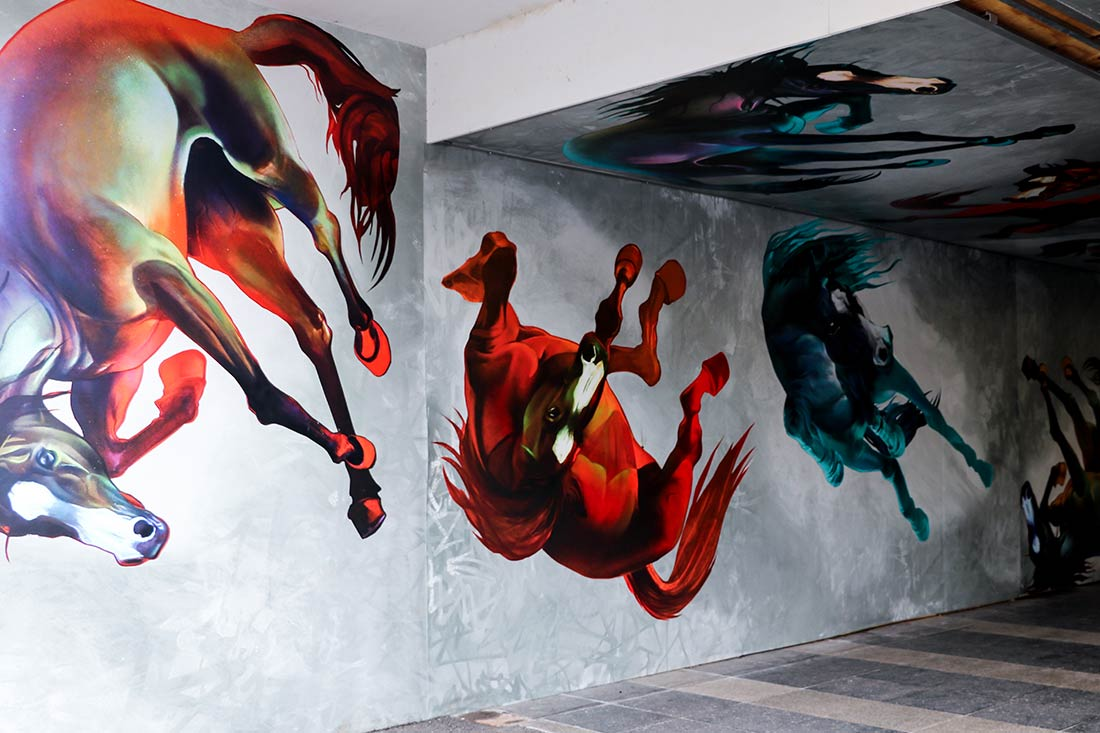 Street Art Frankfurt