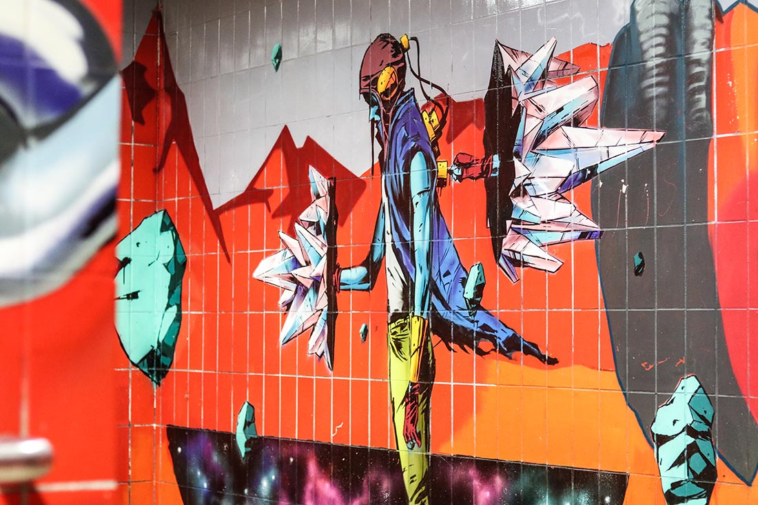 Case MaClaim Streetart Frankfurt Galluswarte