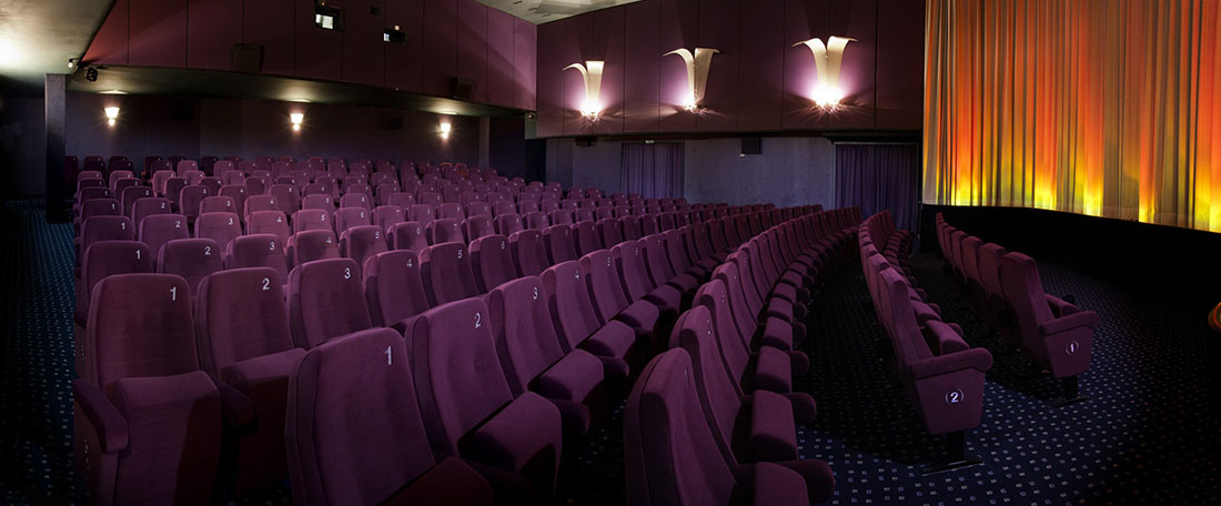 Cinema In Frankfurt