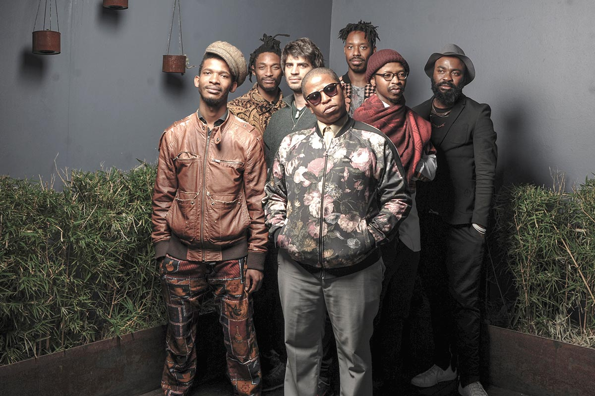 Shabaka and the Ancestors im Mousonturm