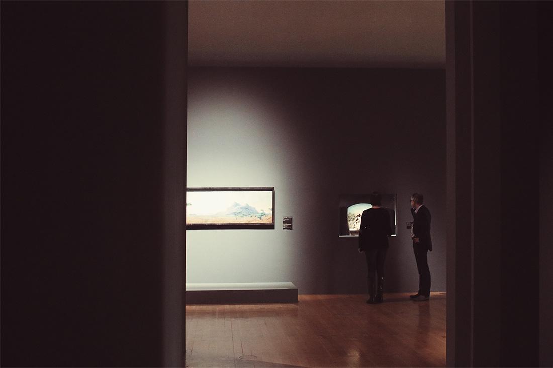Diorama Ausstellung