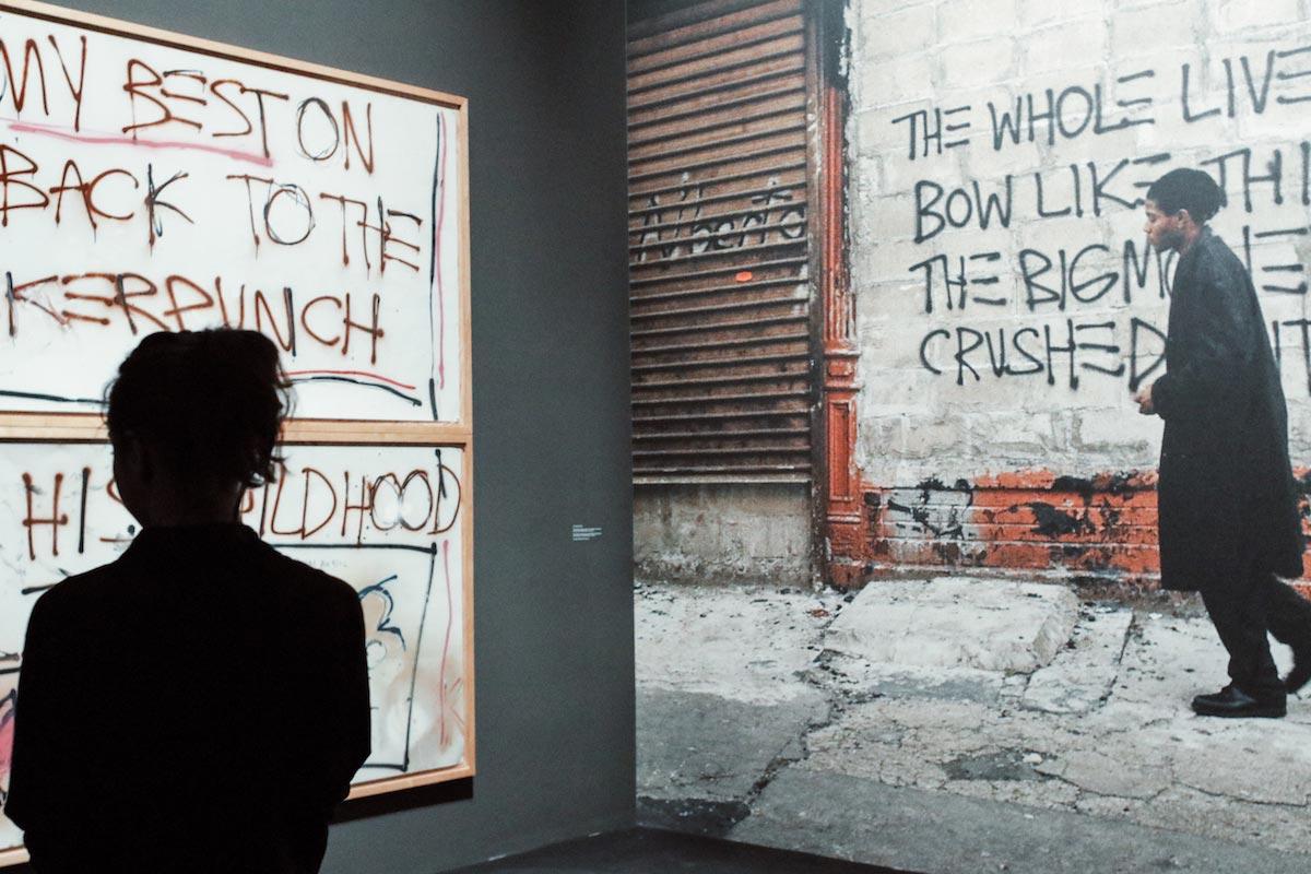 Amerikanischer Kühlschrank Real : Basquiat ausstellung in frankfurt in der schirn boom for real