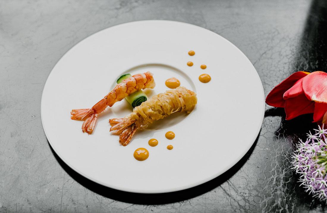 Margarete Restaurant Valentins-Gourmetmenü