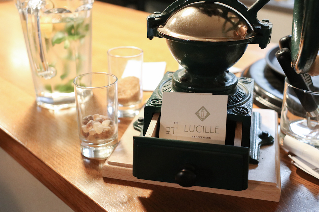 Lucille Frankfurt