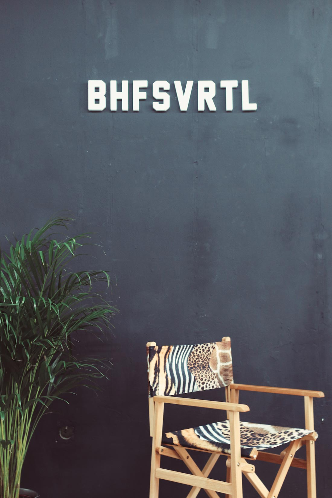 BHFSVRTL Pop-Up Store