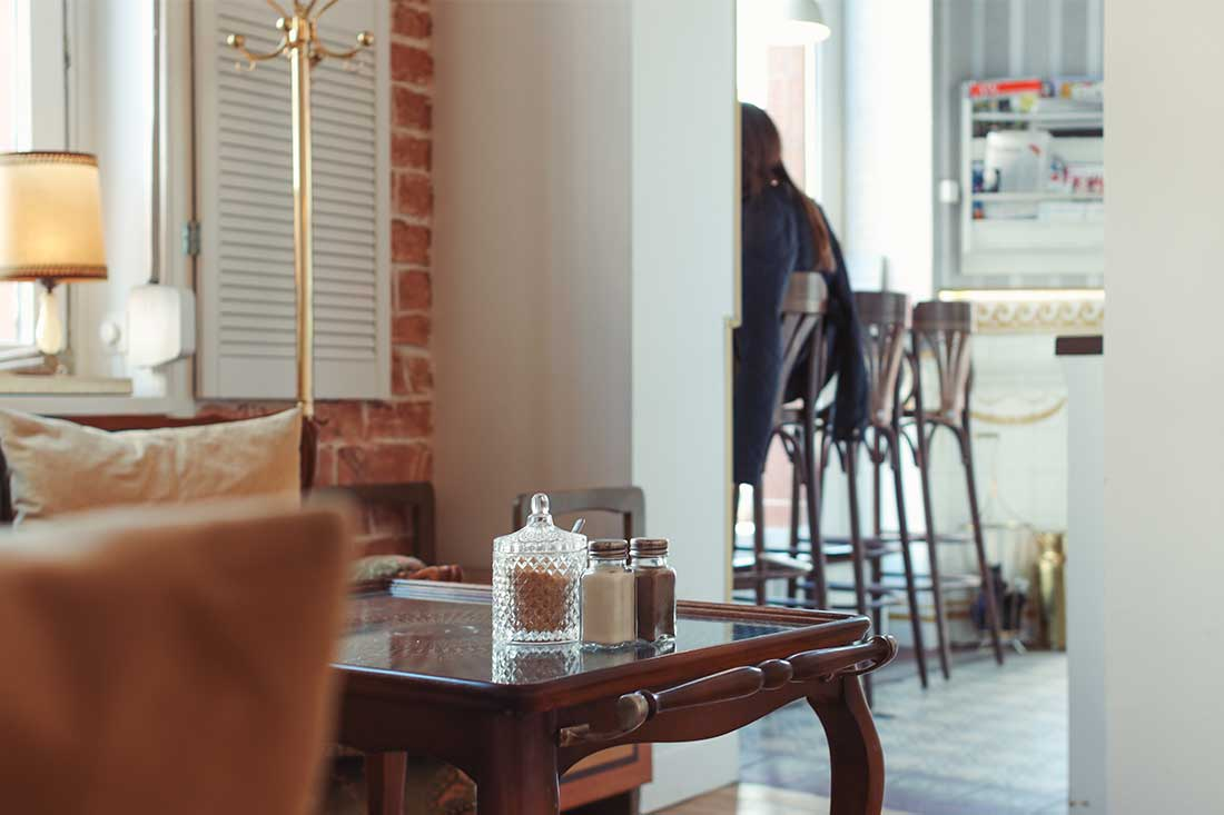Cafe im Glück