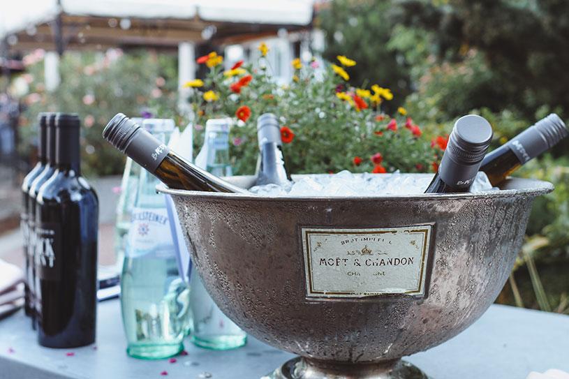 Gastronomie im Seehotel Niedernberg