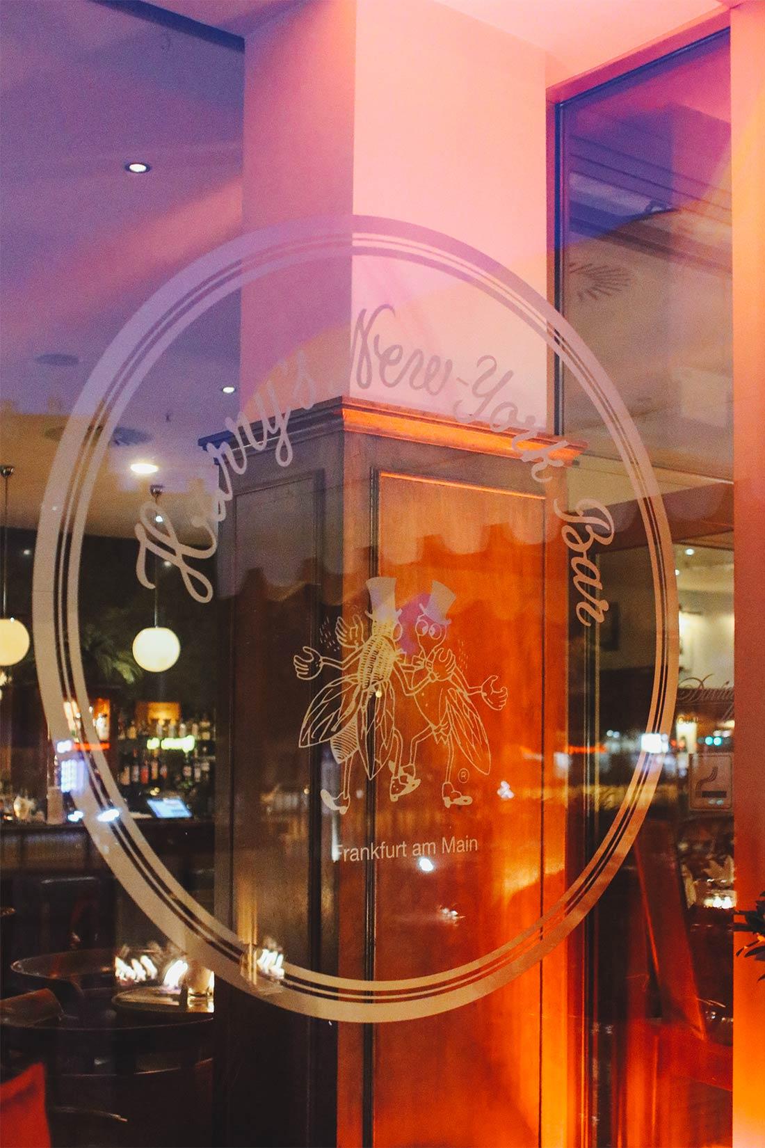 Harry's New York Bar Frankfurt
