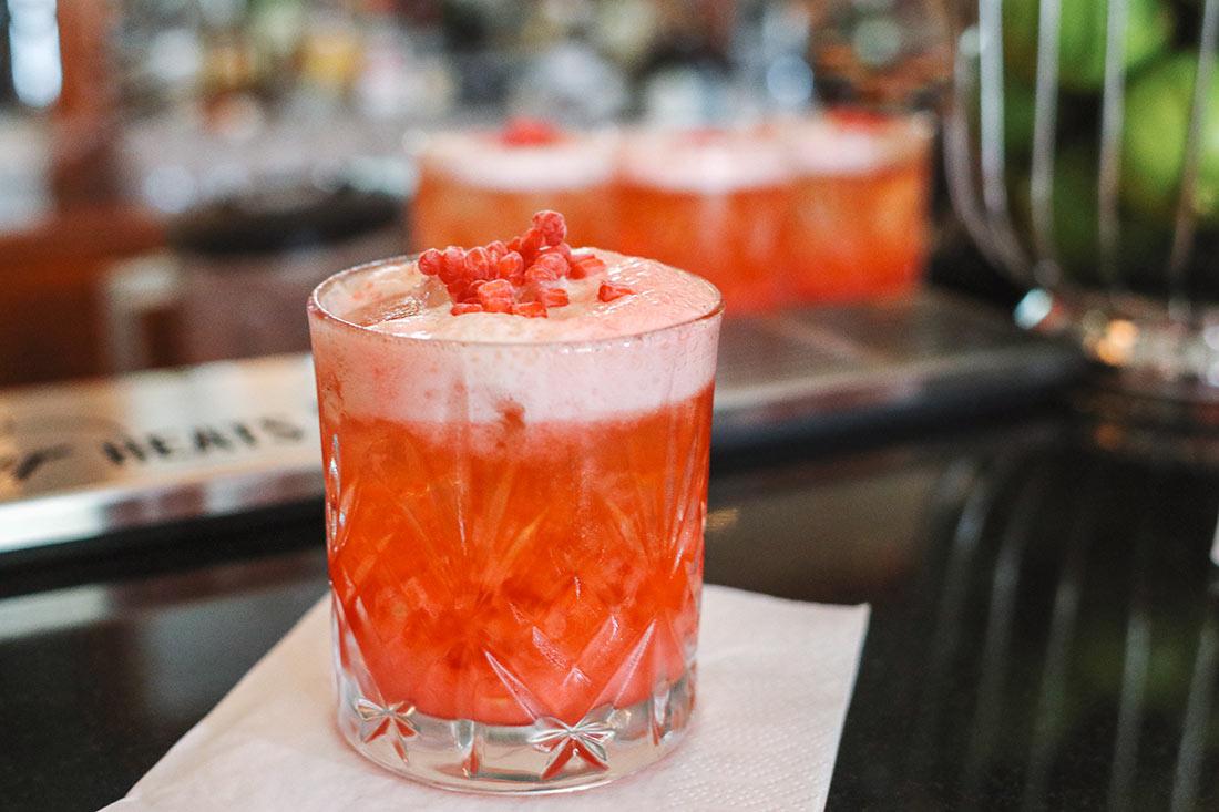 Ein alkoholfreier Cocktail und er schmeckt!