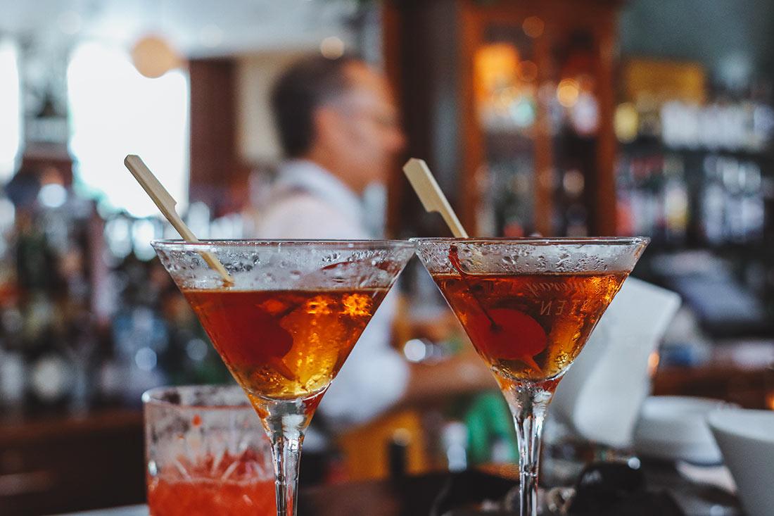 Harry's New York Bar im Lindner Hotel & Residence Main Plaza