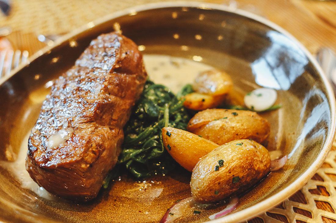 Irisches Roastbeef