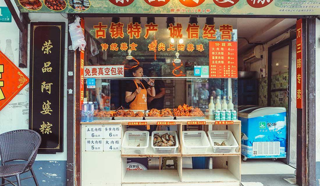 Shanghai-Dating-Markt