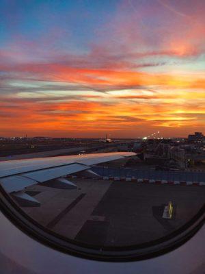 Bye Bye Frankfurt!