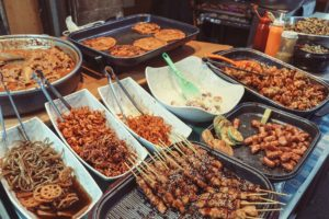 Street Food im Tongin Market