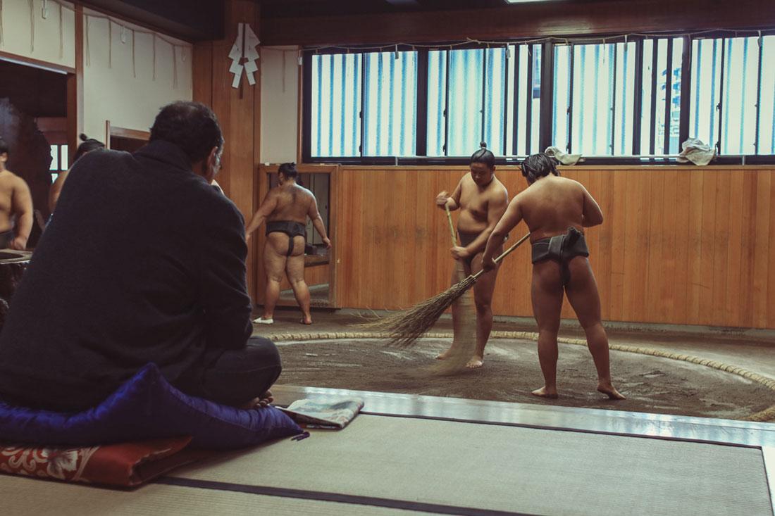 72 Stunden in Tokio