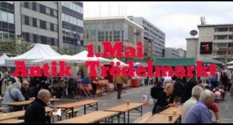 Tanz in den Mai in Frankfurt