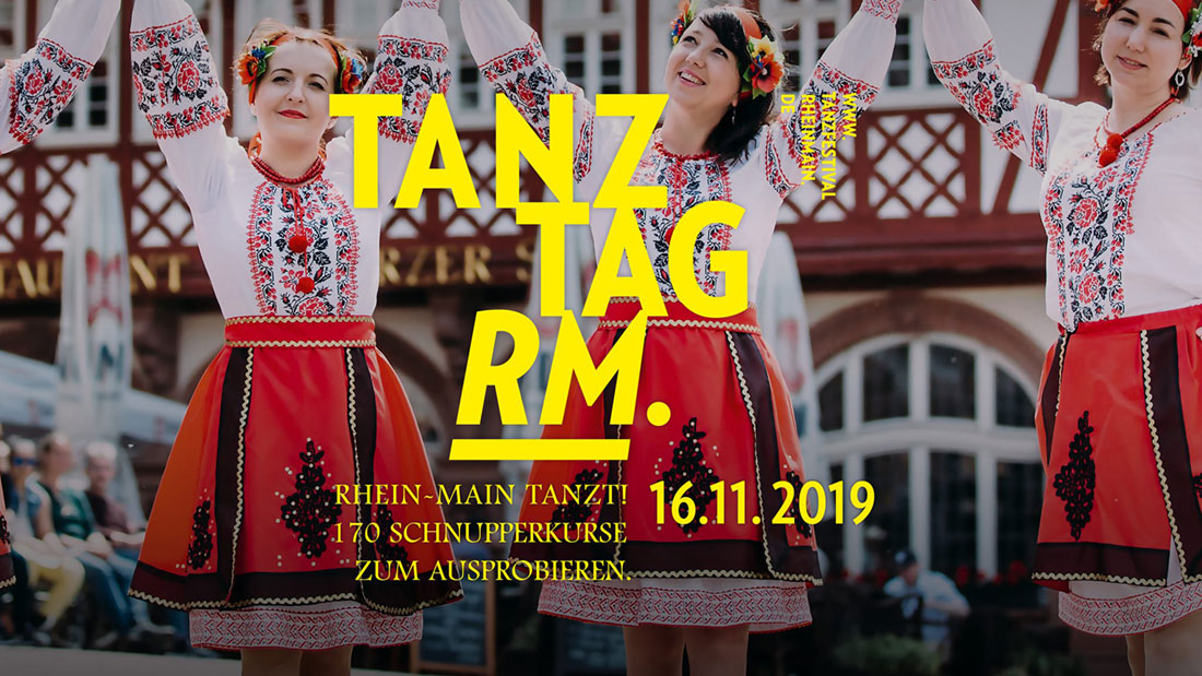 Tanztag Rhein-Main 2019