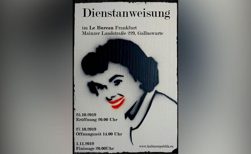 Wochenende Frankfurt Oktober